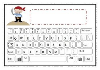 word work keyboard practice