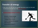 work and power PowerPoint presenation