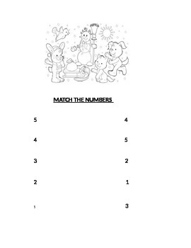 worksheets for winter season