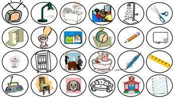 German or world language vocabulary game