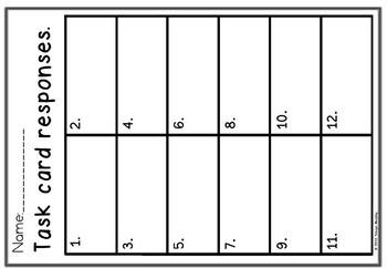 write the room short i cards