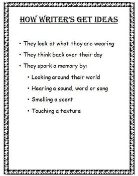 writer's workshop handbook