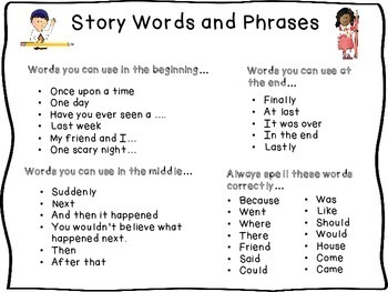 2nd Grade ELA Writing Center - Picture Prompts and Story Starters