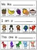 writing center add-on: errorless sight word sentences