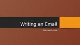 writing e-mail