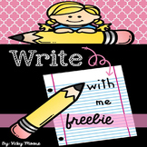 writing freebie