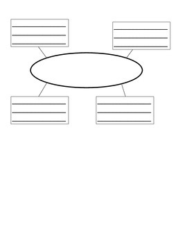 writing organizer with lines