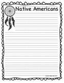 writing paper Native Americans