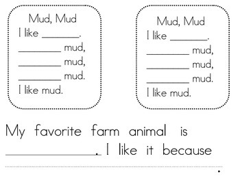 writing work for farm unit