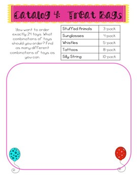 x10 Multiplication Party Project