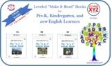 "Printables xyz2: My ""x,y,z"" Words Books (BEGINNING level)"