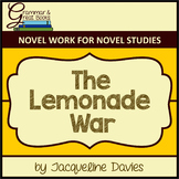 The Lemonade War: Daily Language Review