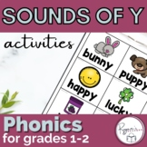 Sounds of Y