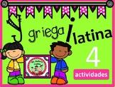 """y griega i latina palabras que se escriben al final con """"y"""" o """"i"""""""
