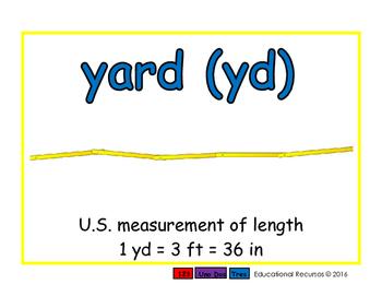 yard/yarda meas 2-way blue/verde