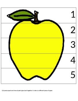 yellow apple puzzle