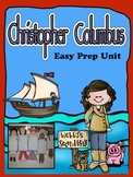 Christopher Columbus Mega No Prep Unit with Readers