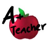 A+ teacher apple