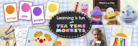 Songs, videos, crafts and free resources on our website!