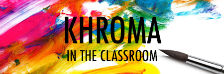 KHROMA focuses on equipping teachers with fun, educational, and engaging art history lessons.