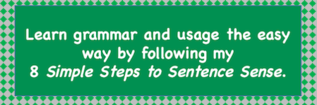 Teach grammar the easy way!