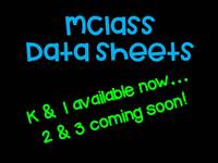https://www.teacherspayteachers.com/Product/First-Grade-mClass-Data-Recording-Sheet-1438039