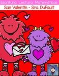 !Feliz día de San Valentín!
