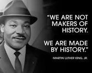 History is the backbone of society.