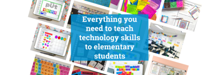 Resource Library for Technology Teachers