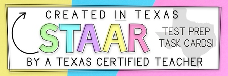 Reading STAAR Test Prep!