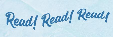 Read for your joy; read for your soul; read for yourself.