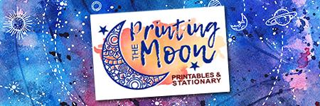Printing The Moon - Printables