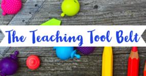 The Teaching Tool Belt - TpT