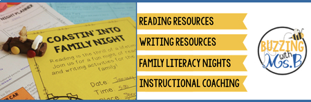 Rigorous resources for reading, writing, instructional coaching, and more! TEKS and Texas state test aligned.