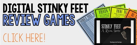 Click here for Digital Stinky Feet Review Games!