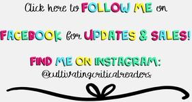 Find me on social media!