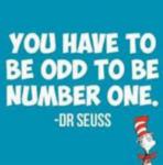 Be ODD!