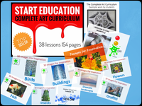 Fun, creative, reliable Art Resources for all ages