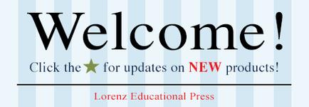 Lorenz Educational Press Family