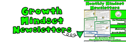 Monthly Mindset Newsletters