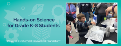 Be the first to learn about hands-on science resources!