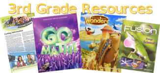 3rd grade resources
