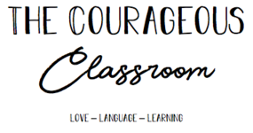 Check student work samples on Instagram @the_courageous_classroom