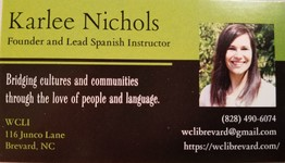 Bridging cultures and communities through the love of people and language.
