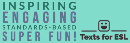 TextsForESL banner