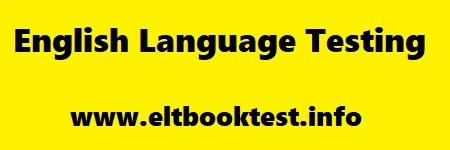 ELT Book Test