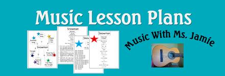 Music Lesson Plans