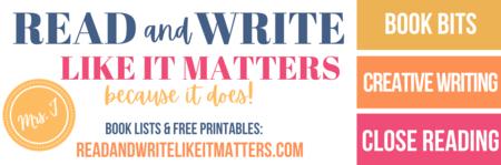 https://www.teacherspayteachers.com/Product/Gather-Together-2-Week-Writing-Unit-Focus-on-Sensory-Detail-Critical-Analysis-3970088