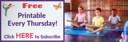 Learn, be active, and have fun! - Kids Yoga Stories