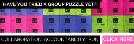 Click here to find the perfect group puzzle for your classroom!